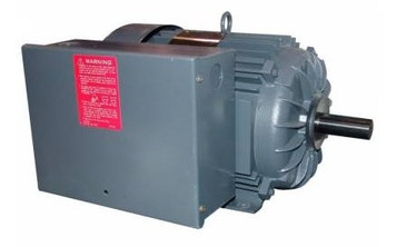 10 hp 1800 RPM 215T Frame (Farm Duty) 230V Century Electric Motor # K302M2