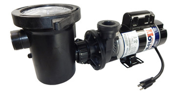 2 hp  2-Speed 3450/1725 RPM, 115V Above Ground Pool Pump -  Waterway # PH2200-6