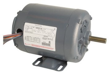 3/4 hp 3600 RPM 56 Frame Aeration Farm Motor 208-230/460V Century Electric Motor # H041