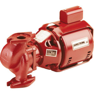 "1/4 hp 115V Armstrong Circulator Pump 2 1/2"" Model S-45 # 174036MF-113"