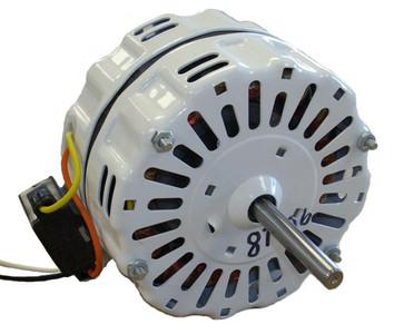 RF-59NRP Nutone Gable Vent Fan Motor # D0816B2779 (GF1200N) 1725 RPM 115V #87406