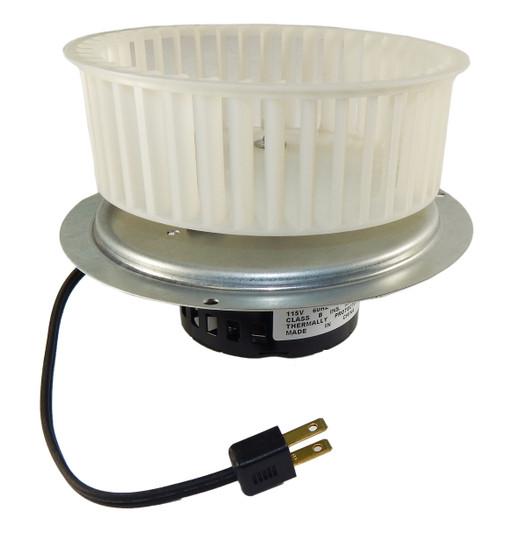 assembly kit for qt100l nutone fan motor 86322000 1400. Black Bedroom Furniture Sets. Home Design Ideas