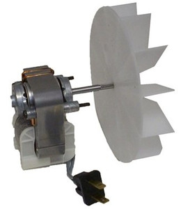 Broan 671-G,H, J Bath Vent Fan Motor 1.5 amps, 120V # 97008948