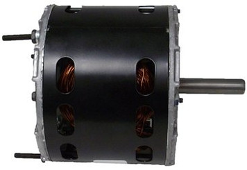 Broan Attic Ventilator Fan Motor # 97009318, 1500 RPM, 8.0 amps, 120V 60hz.