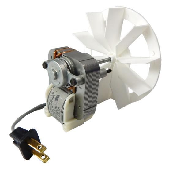 Broan 689 Bath Fan Motor 3000 RPM, 1.5 Amps, 120V # 97012042