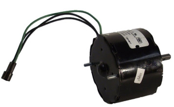 "3.3"" Diameter Qmark Marley Electric Motor 1540 RPM .78 amps, 120V # 7163-9677"