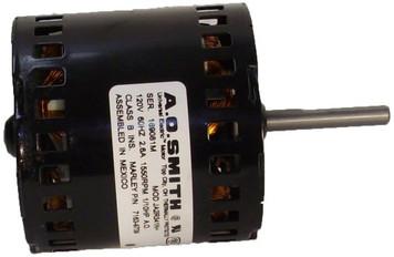 "3.3"" Diameter Qmark Marley Electric Motor 1550 RPM 2.6 amps, 120V # 7163-9739"