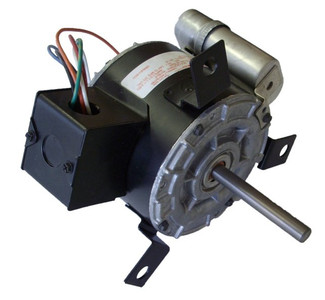 Penn Vent Electric Motor (DE2F090N) 1/6 HP, 1550 RPM, 115 Volts # 63769-0