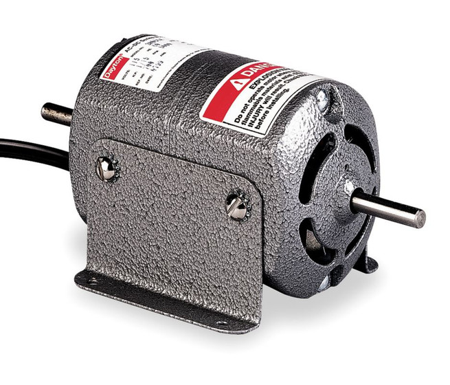 Dayton universal ac dc 1 15 hp 5000 rpm 115v double shaft for 15 hp dc electric motor