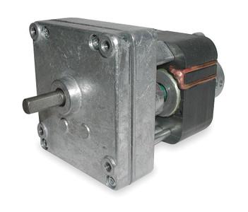 Dayton Model 1MBF3 Gear Motor 1.1 RPM 1/670 hp 115V  (Old Model 2Z804)