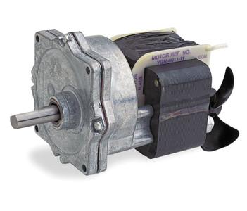 Dayton Model 1L456 Gear Motor 8.5 RPM 1/60 hp 220V
