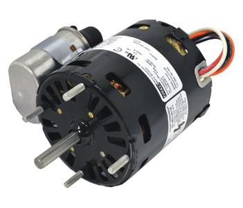 Krack Refrigeration Motor (E206447, JE2F029) 1/15 hp 1640 RPM 115/230V Century # D1157