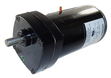 Dayton Model 6Z081 Gear Motor 17 RPM 1/20 hp 115V 60HZ.