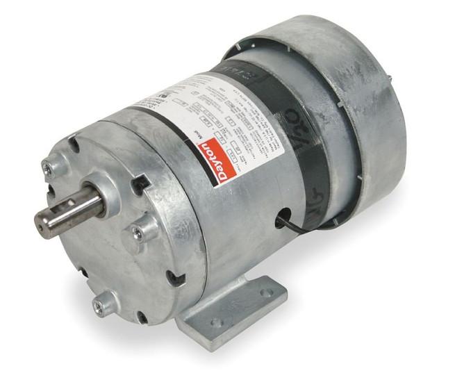 Dayton Model 1lpl9 Gear Motor 30 Rpm 1  20 Hp 115v  3m128