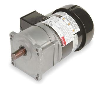 Dayton Model 1LPW7 Gear Motor 91 RPM 1/5 hp 115/230V (2H451)
