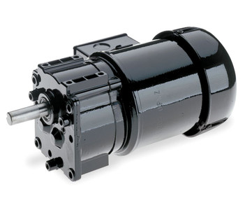 Dayton Model 6Z821 Gear Motor 90 RPM 1/6 hp 115/230V