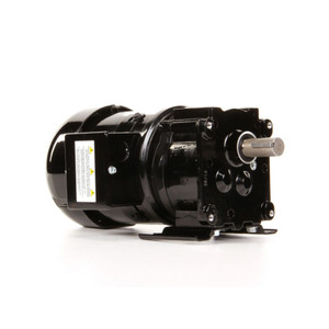Dayton Model 4ZJ54 Gear Motor 90 RPM 1/4 hp 230 Volts-Three Phase
