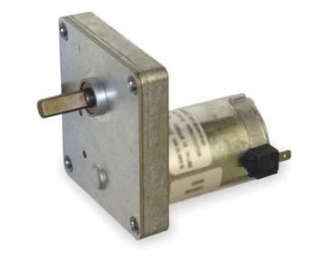 Dayton Model 1LNH1 DC Gear Motor 25 RPM 1/150 hp 12VDC (4Z839)