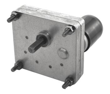 Dayton Model 52JE48 DC Gear Motor 3.4 RPM 1/425 hp 12VDC