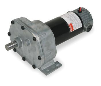 Dayton Model 1LPK5 DC Gear Motor 21 RPM 1/15 hp 90VDC (4Z532)