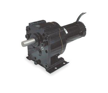 Dayton Model 6A193 Gear Motor 5.7 RPM 1/20 hp 90VDC