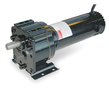 Dayton Model 1Z826 DC Gear Motor 64 RPM 1/6 hp 12VDC