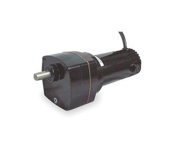 Dayton Model 2H563 DC Gear Motor 71 RPM 1/10 hp 90VDC
