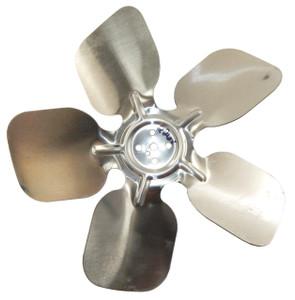 """Century Unit Bearing Aluminum Fan Blade 9 & 16 Watt, 10"""" Diameter, Pusher # 2268"""