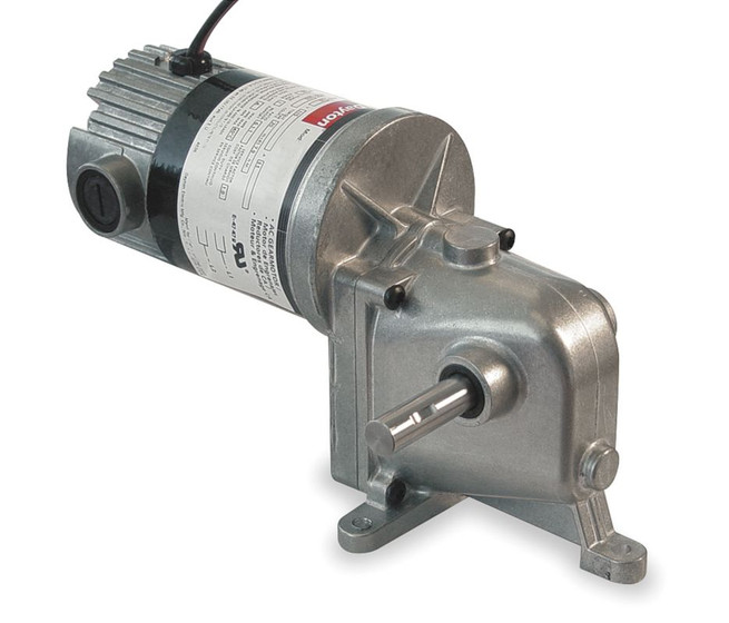 Dayton Model 1lrb1 Dc Gear Motor 10 Rpm 1  20 Hp Tenv 90vdc