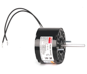"1/100 hp, 1550 RPM, 115 Volt, 3.3"" diameter Dayton Electric Motor Model 3M534"