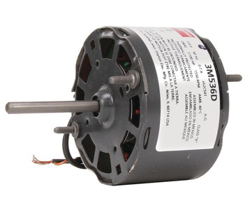"1/100 hp, 1550 RPM, 115 Volt, 3.3"" diameter Dayton Electric Motor Model 3M536"