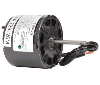 "1/50 hp, 1550 RPM, 115 Volt, 3.3"" diameter Dayton Electric Motor Model 3M542"