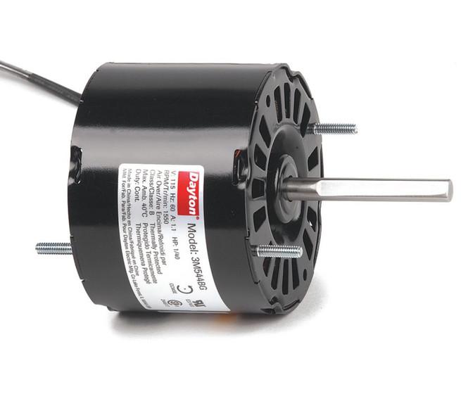 1 40 hp 1550 rpm 115 volt 3 3 diameter dayton electric. Black Bedroom Furniture Sets. Home Design Ideas