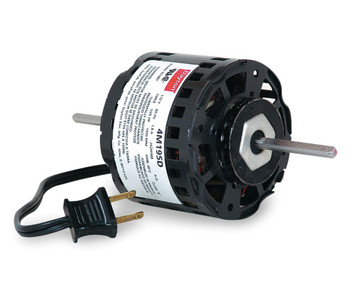 "1/25 hp, 1550 RPM, 115 Volt, 3.3"" diameter Dayton Electric Motor Model 4M195"