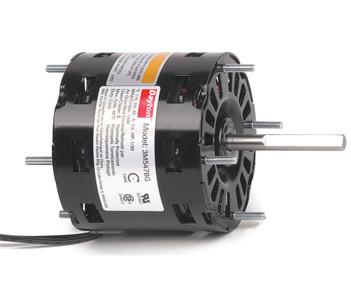 "1/20 hp, 1550 RPM, 115 Volt, 3.3"" diameter Dayton Electric Motor Model 3M547"