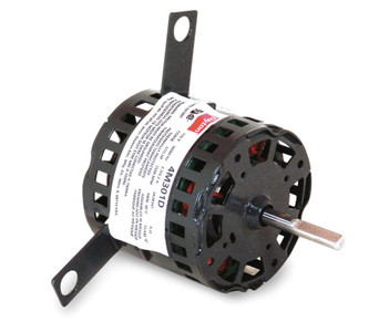 "1/15 hp, 1550 RPM, 115 Volt, 3.3"" diameter Dayton Electric Motor Model 4M301"