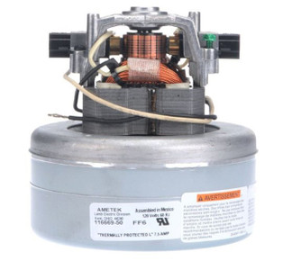 Ametek Lamb Vacuum Blower / Motor 120 Volts 116669-50