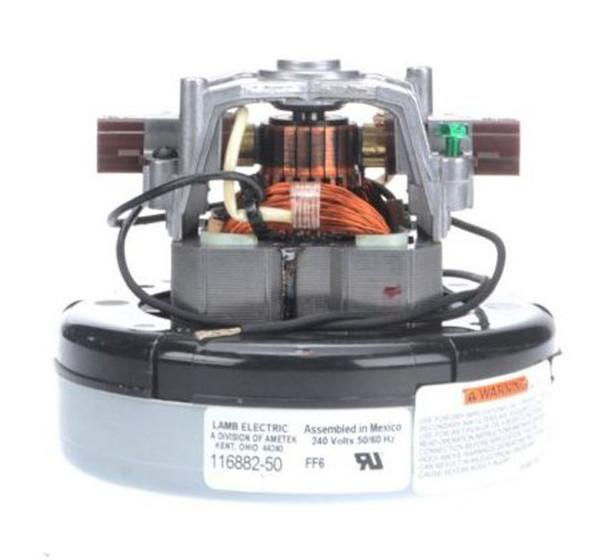 ametek lamb vacuum blower motor 240 volts 116882 50. Black Bedroom Furniture Sets. Home Design Ideas
