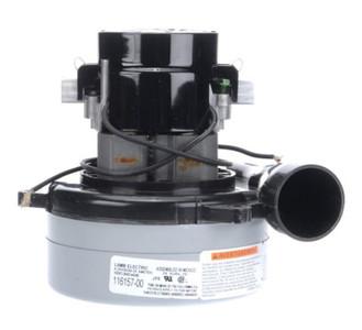 Ametek Lamb Vacuum Blower Motor 24VDC 116157-00 Advance 56324189 Clarke 45200A Tennant 605357