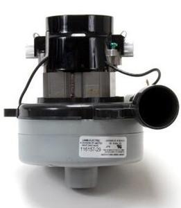 Ametek Lamb Vacuum Blower Motor 24 Volts DC 116157-29 (Tennant 601468)