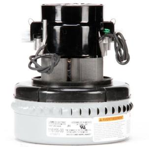 Ametek Lamb Vacuum Blower Motor 36 Volts DC 116156-00 Advance 56202321 Clarke 895251 Tennant 27859