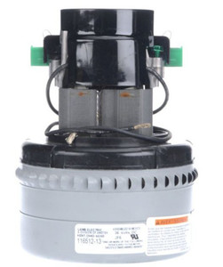 Ametek Lamb Vacuum Blower / Motor 36 Volts DC 116512-13 Advance 56377470 Clarke 45019A Tennant 130413