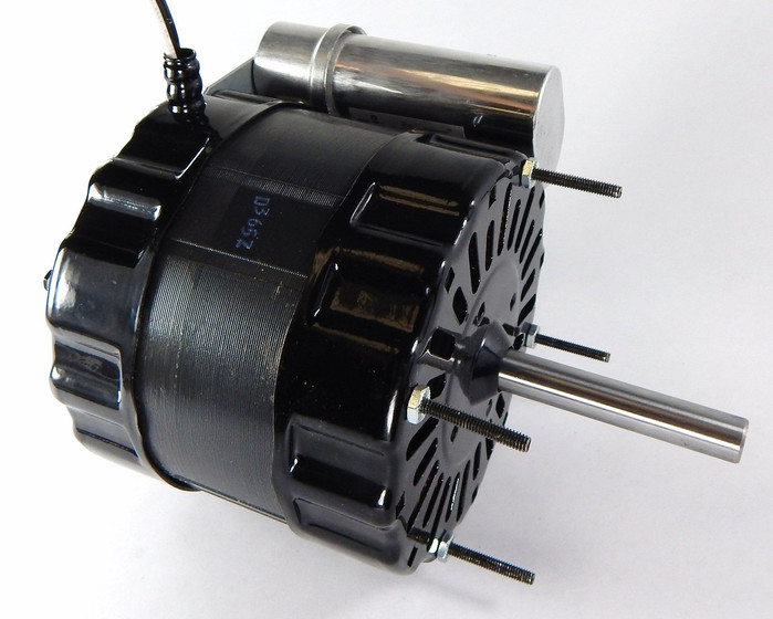 Unit heater motor a0820b2842 1 3 hp 1075 rpm 5 6 amps 120v for 2 hp motor current