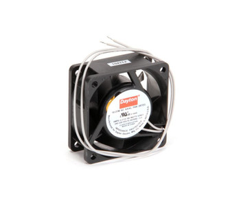Dayton Axial Fan 230 Volts AC; 3.8 Watts; 18 CFM; Model 2RTE5