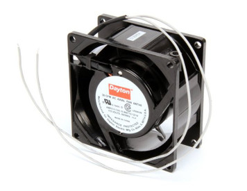 Dayton Axial Fan 115 Volts AC; 12 Watts; 30 CFM; Model 4WT40