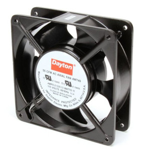 Dayton Axial Fan 115 Volts AC; 11 Watts; 55 CFM; Model 4WT49