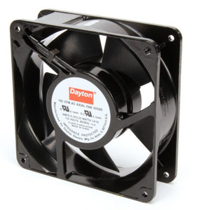 Dayton Axial Fan 115 Volts AC; 14 Watts; 105 CFM; Model 3VU65