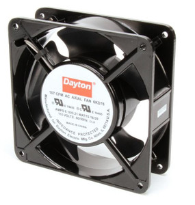 Dayton Axial Fan 115 Volts AC; 18 Watts; 107 CFM; Model 6KD76