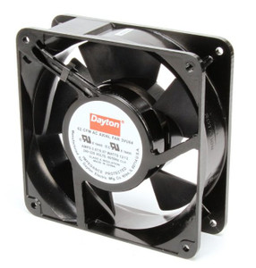 Dayton Axial Fan 230 Volts AC; 10.5 Watts; 62 CFM; Model 3VU64