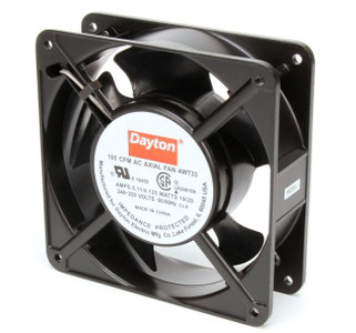 Dayton Axial Fan 230 Volts AC; 19 Watts; 105 CFM; Model 4WT33